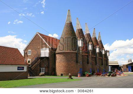 Oast Houses