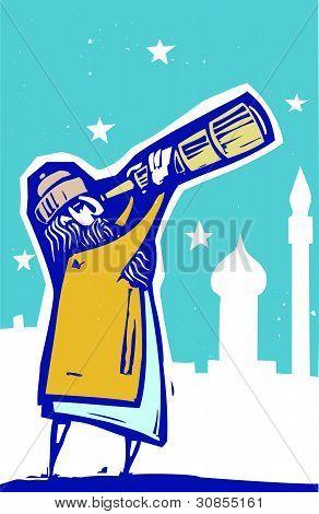 Arab Astronomer