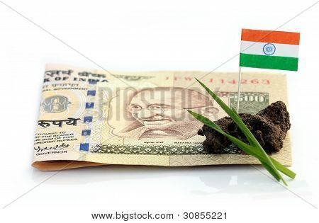 Indian Agriculture Market Value
