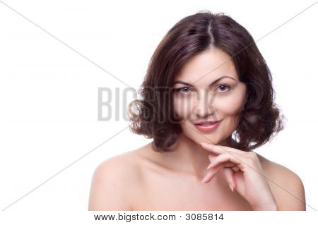Beautiful Middle-Aged Woman