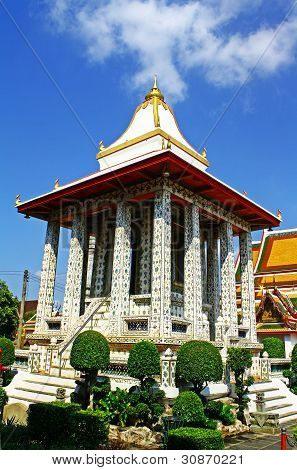 Mon Dop Putthabat at Wat Arun Rajwararam