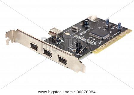 Firewire 1394 Pci Controller Card
