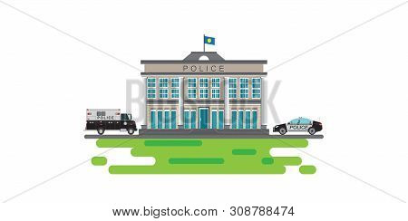 Police Station Images, Illustrations & Vectors (Free) - Bigstock