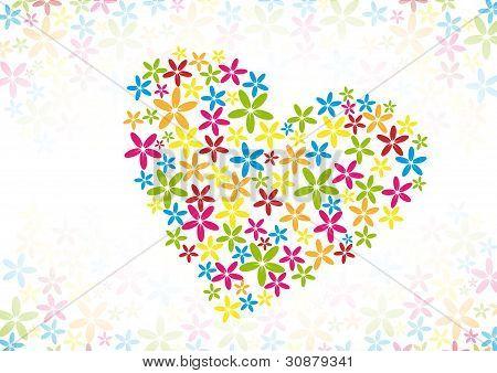 Blume Herz
