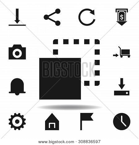 user copy duplicate icon. set of web illustration icons. signs, symbols can be used for web, logo, mobile app, UI, UX poster