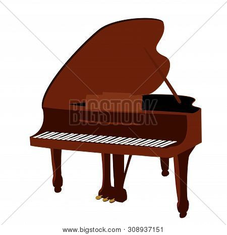 Piano, Grand Piano. Music, Pianist. Musical Instrument