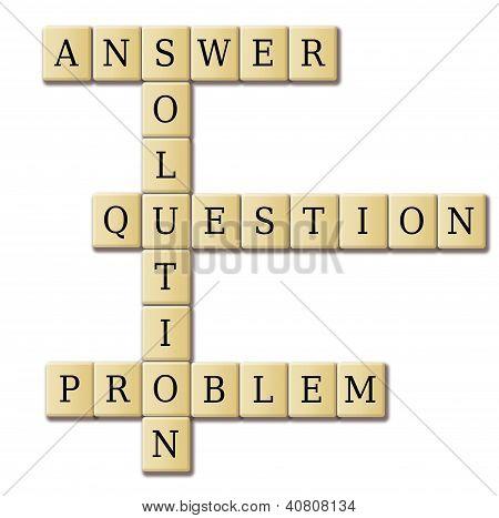Question,answerand Problem