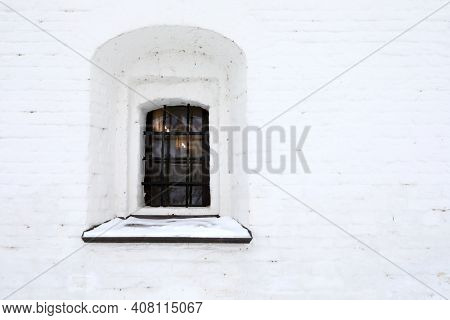 Window Building Of Sviyazhsky Assumption Monastery
