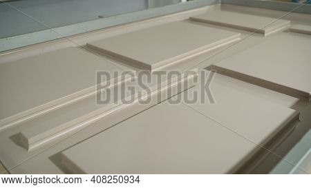 Facades And Other Blanks For The Production Of Cabinet Furniture, Kitchen Elements. Wooden Blanks Fo