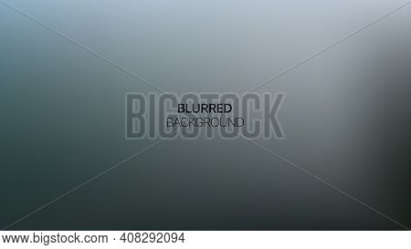 Realistic Blurred Background. Abstract Blur Texture. Vector Illustration