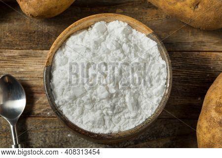 Organic White Potato Starch
