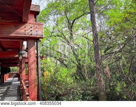 Fern Forest Wedding Venue In Broward County, Florida