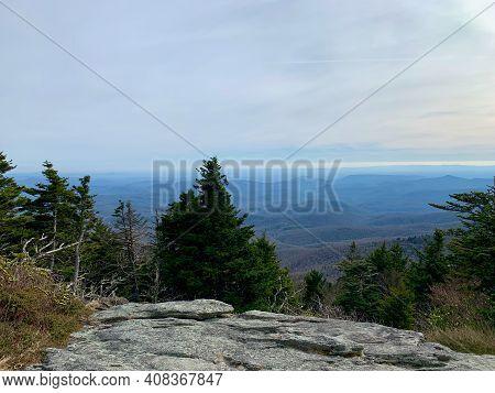 Boone North Carolina Sunset