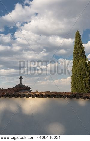 Beautiful Couples, Fields And Landscapes Of The Cordoba