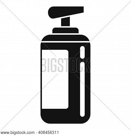 Cream Dispenser Icon. Simple Illustration Of Cream Dispenser Vector Icon For Web Design Isolated On