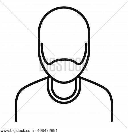 Tv Cameraman Icon. Outline Tv Cameraman Vector Icon For Web Design Isolated On White Background