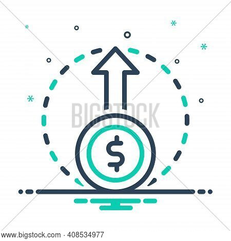 Mix Icon For Expensive Costly Precious Sumptuous Extravagant Valuable Budget