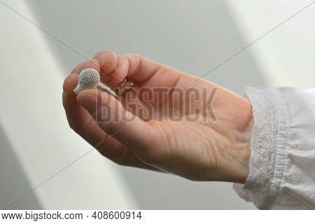 Woman And Vaginal Detox Pearls Vaginal Cleansing Detox