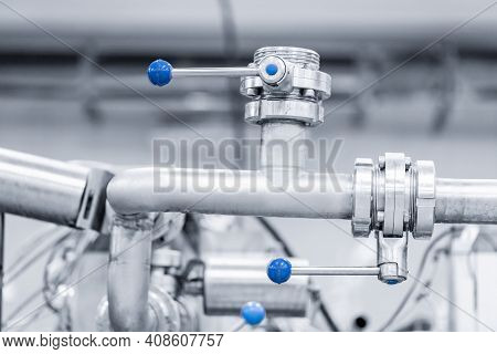Industrial Automation Factory Food Equipment Pipe Stainless Tubes