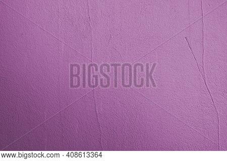 Purple Wall Texture Pattern Design. Purple Abstract Vintage Grunge Wall Texture Pattern. Abstract Ol