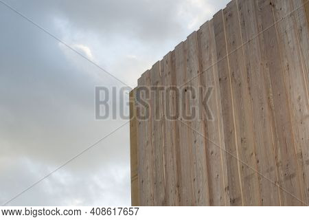 Natural Resource And Building Material Wood