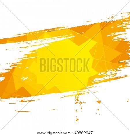Vector dirty background