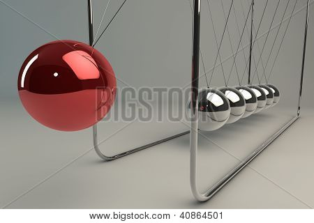 Pendulum Close-up