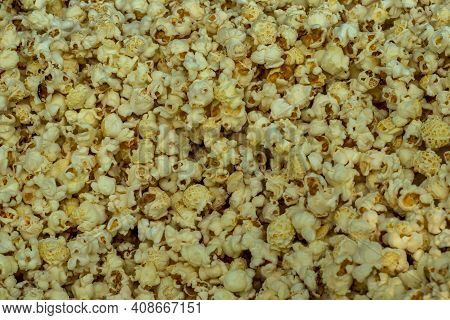Popcorn From Maize Or Popped Corn, Popcorns Or Pop-corn Is A Variety Of Corn Kernel Which Expands An