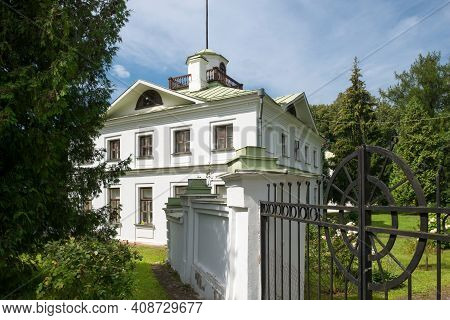 Serednikovo - The Former Estate Of Vsevolozhsk And Stolypin, A Park-manor Ensemble Of The End Of The