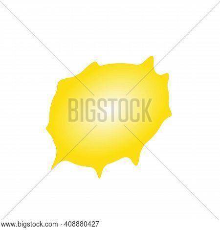 Starburst Icon. Isometric Illustration Of Starburst Vector Icon For Web