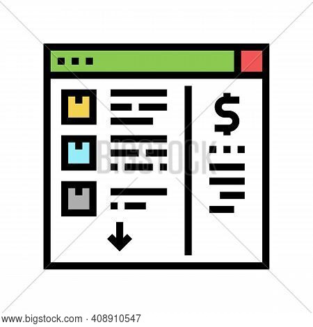 Needs Recognition Color Icon Vector. Needs Recognition Sign. Isolated Symbol Illustration