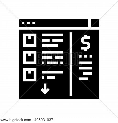 Needs Recognition Glyph Icon Vector. Needs Recognition Sign. Isolated Contour Symbol Black Illustrat
