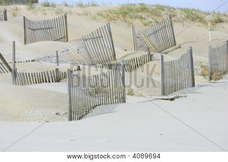 Man Made Dunes