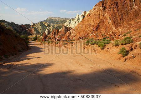 Cottonwood Canyon Road, Kane County, Utah