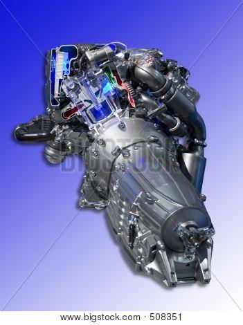 High Tech Engine