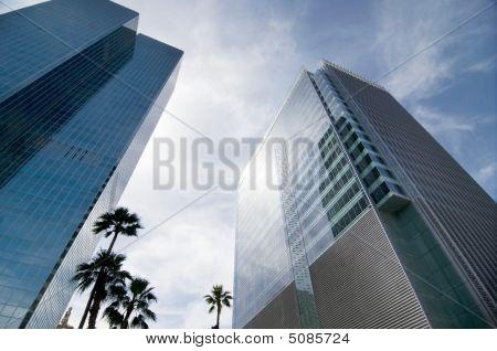 Skyscraper Office Buildings In Phoenix,az