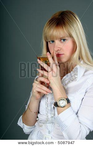 Lady Aand Glass