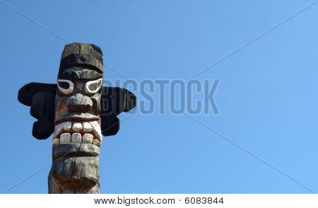 Wooden Idol - jangseung