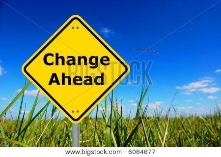 Änderung