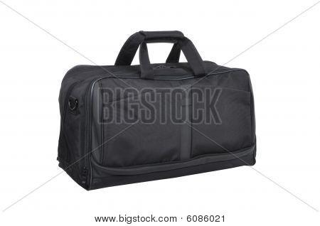 Travel Bag (isolated On White)