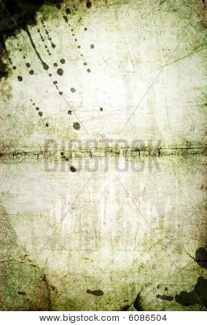 Grunge Stained Background