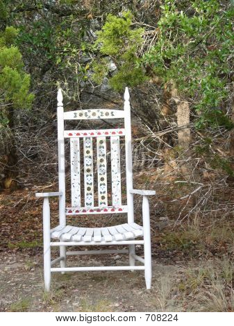 Chair In The Woods