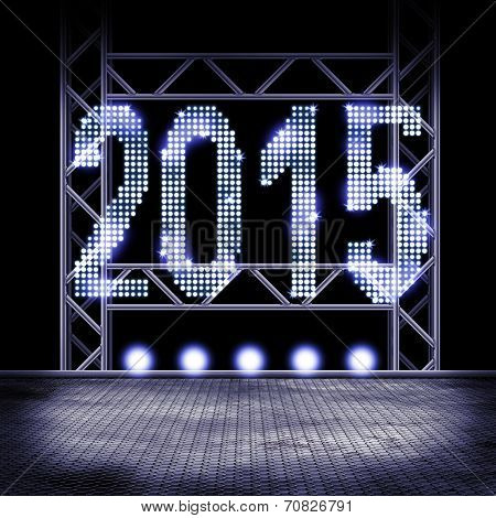 2015 On Stage