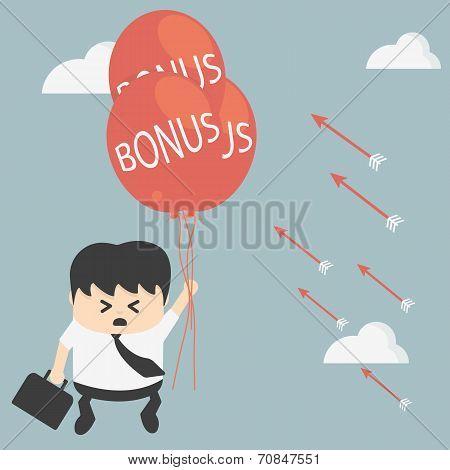 Businessman, Not A Bonus