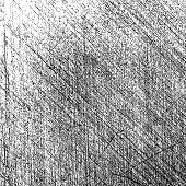 Grinded metal Texture - polished and scratched overlay background for your design. EPS10 vector. poster