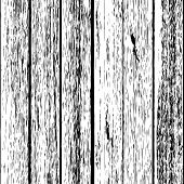 Wooden Planks Background - overlay texture vertical distressed wooden planks. EPS10 vector. poster