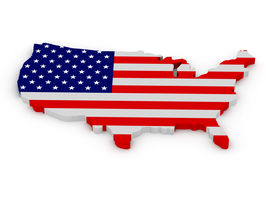 Land Of United States Of America