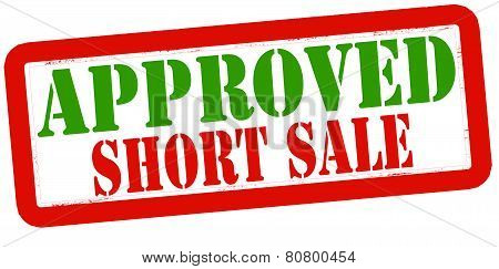 Approved Short Sale
