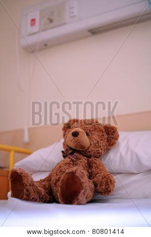 Teddy bear sicks