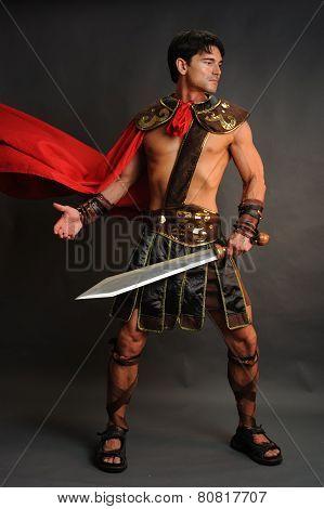 wild barbarian